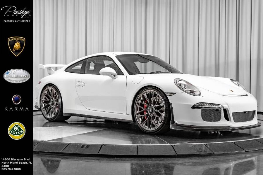 2015_Porsche_911 GT3_GT3_ North Miami Beach FL