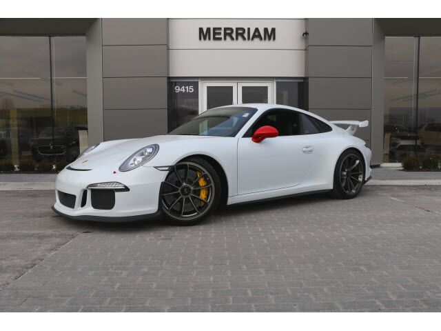 2015 Porsche 911 GT3 Merriam KS
