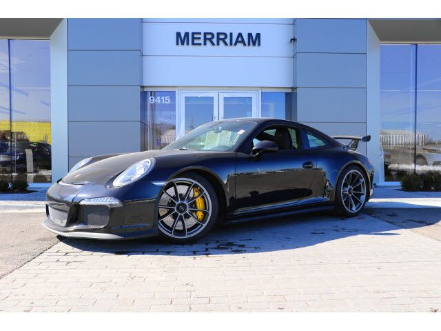 2015 Porsche 911 GT3 Kansas City KS