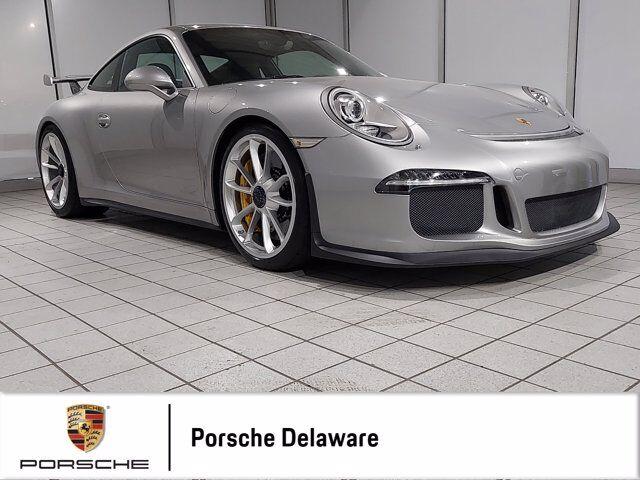 2015 Porsche 911 GT3 Newark DE