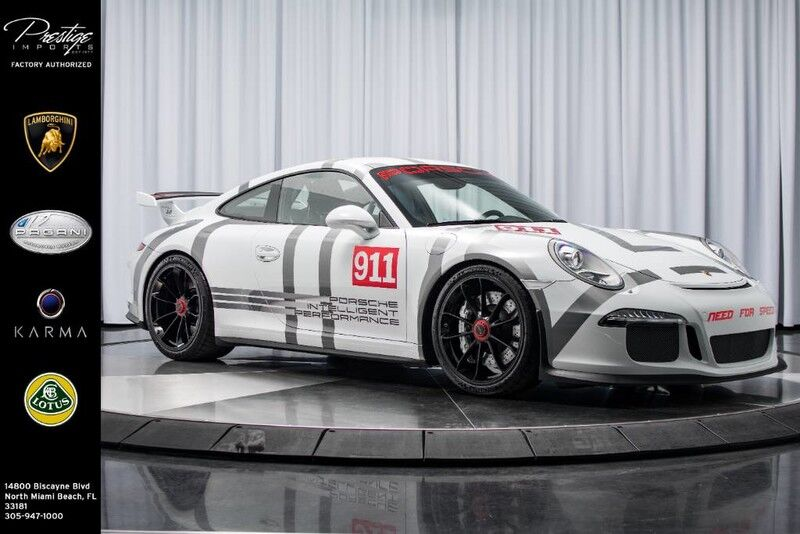 2015_Porsche_911_GT3_ North Miami Beach FL