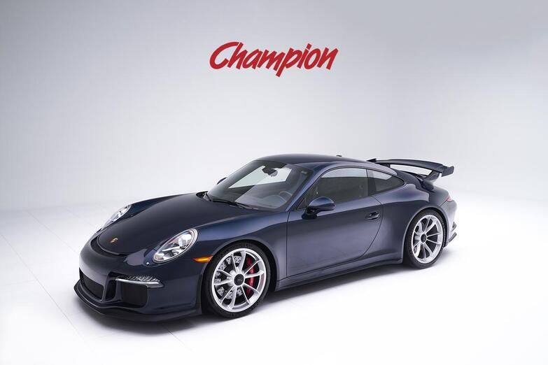 2015 Porsche 911 GT3 Pompano Beach FL