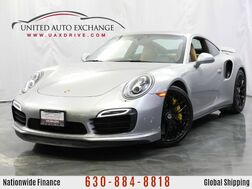 2015_Porsche_911_Turbo_ Addison IL