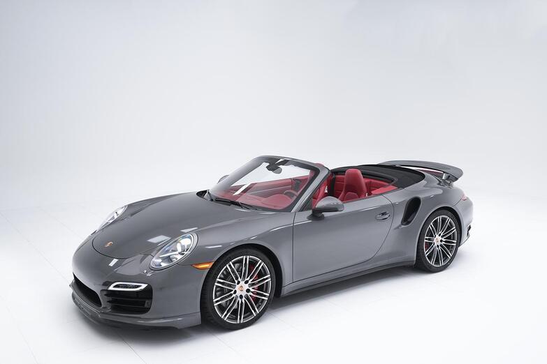 2015 Porsche 911 Turbo Cab Pompano Beach FL