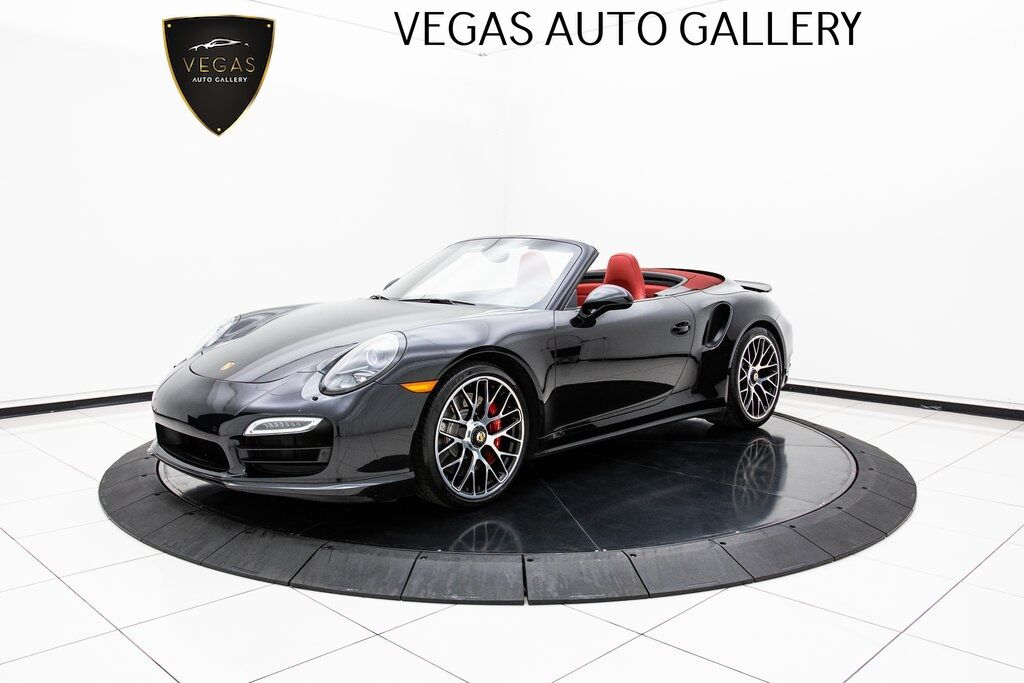 2015 Porsche 911 Turbo Las Vegas NV