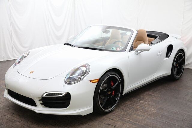 2015 Porsche 911 Turbo Pittsburgh PA