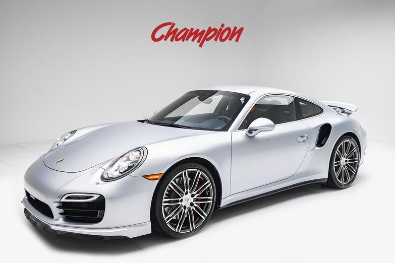 2015 Porsche 911 Turbo Pompano Beach FL