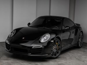 2015_Porsche_911_Turbo S_ Akron OH
