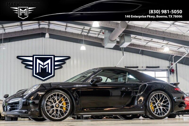 2015_Porsche_911_Turbo S Cabriolet_ Boerne TX