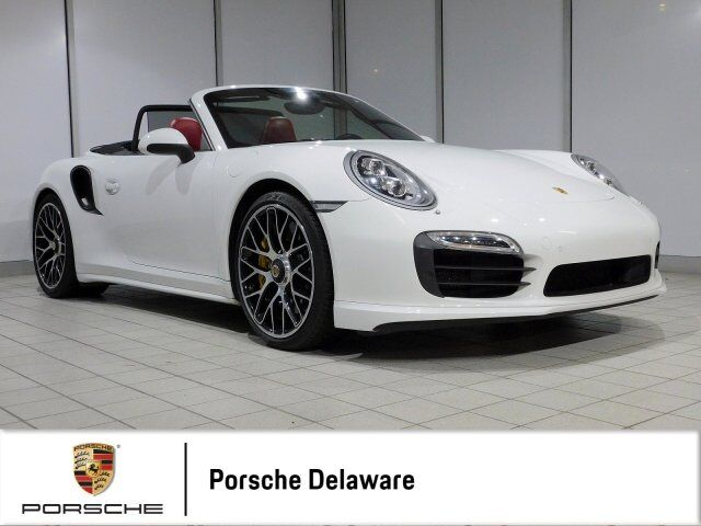 2015 Porsche 911 Turbo S Newark DE