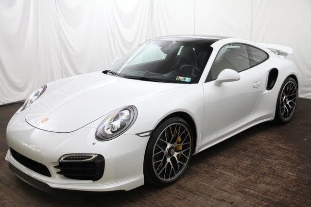 2015 Porsche 911 Turbo S Pittsburgh PA