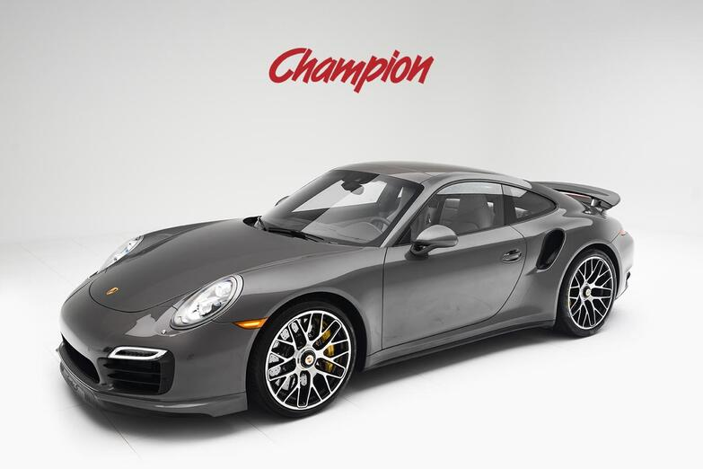 2015 Porsche 911 Turbo S Pompano Beach FL