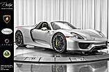 2015 Porsche 918 Spyder  North Miami Beach FL