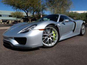 2015_Porsche_918 Spyder__ Scottsdale AZ