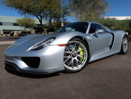 2015 Porsche 918 Spyder  Scottsdale AZ