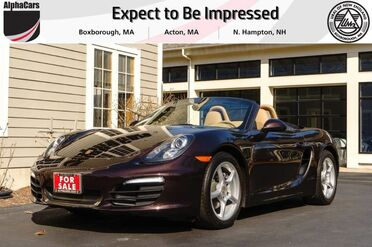 2015_Porsche_Boxster__ Boxborough MA