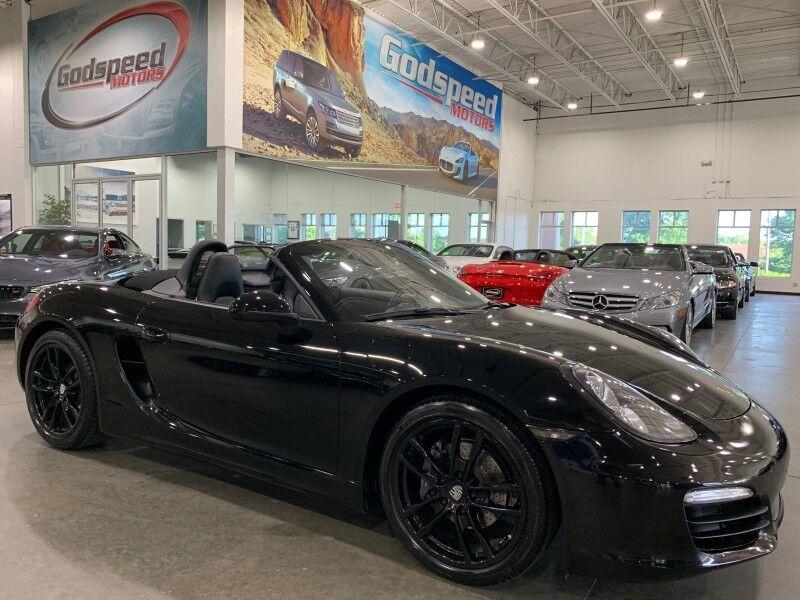 2015 Porsche Boxster 62K MSRP Charlotte NC