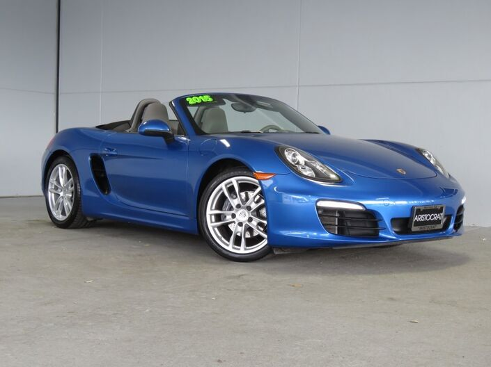 2015 Porsche Boxster Base Merriam KS