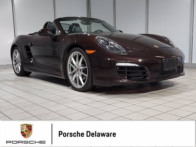 2015 Porsche Boxster PREMIUM PACKAGE PLUS Newark DE