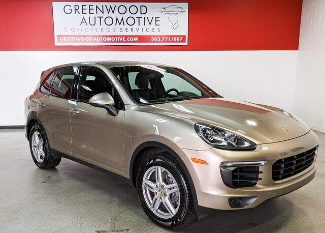 2015 Porsche Cayenne Diesel Greenwood Village CO