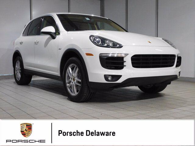 2015 Porsche Cayenne Diesel Newark DE