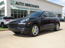 2015_Porsche_Cayenne Hybrid_S *INFOTAINMENT Bose Package, Premium Package* PANORAMIC SUNROOF, LEATHER, BACKUP CAMERA_ Plano TX