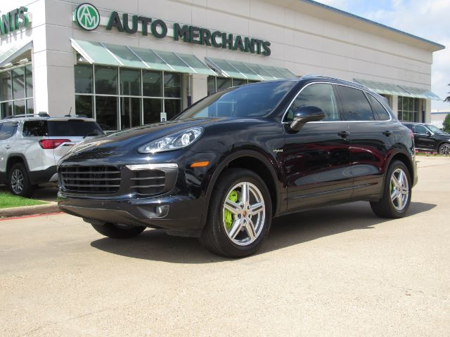 2015 Porsche Cayenne Hybrid S *INFOTAINMENT Bose Package, Premium Package* PANORAMIC SUNROOF, LEATHER, BACKUP CAMERA Plano TX