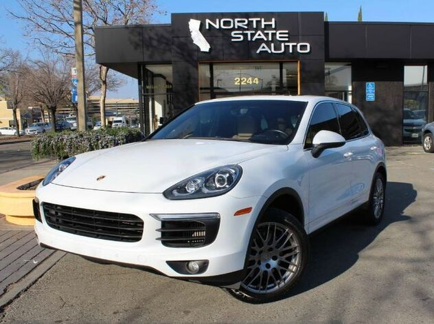 2015_Porsche_Cayenne_S_ Walnut Creek CA
