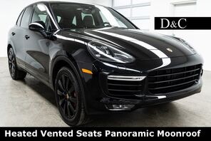 2015_Porsche_Cayenne_Turbo Heated Vented Seats Panoramic Moonroof_ Portland OR
