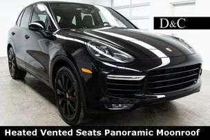 2015 Porsche Cayenne Turbo Heated Vented Seats Panoramic Moonroof