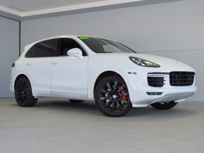 2015 Porsche Cayenne Turbo Merriam KS
