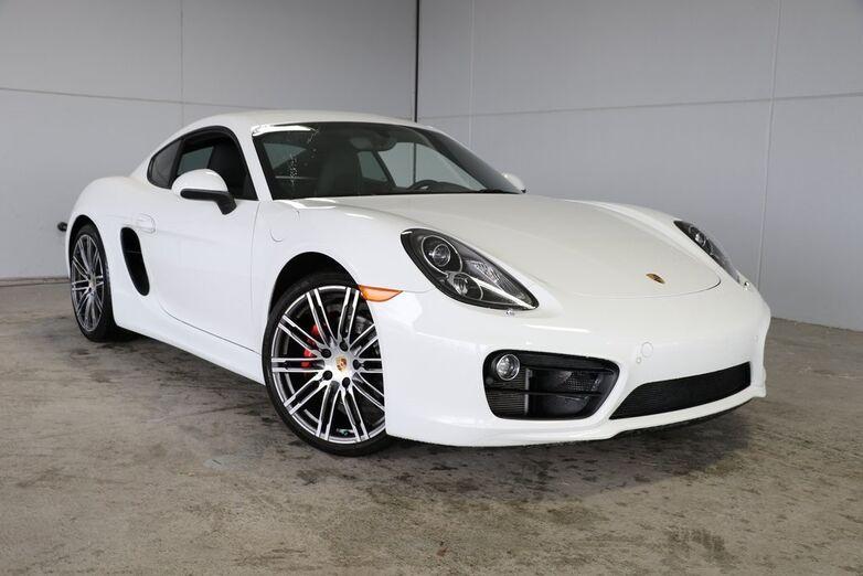 2015 Porsche Cayman S Merriam KS