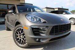 2015_Porsche_Macan_S AWD_ Houston TX