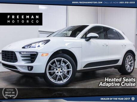2015_Porsche_Macan_S Adaptive Cruise Backup Cam Heated Seats_ Portland OR