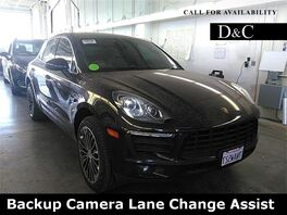 2015_Porsche_Macan_S Backup Camera Lane Change Assist_ Portland OR