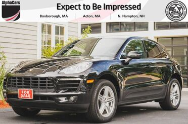 2015_Porsche_Macan_S_ Boxborough MA