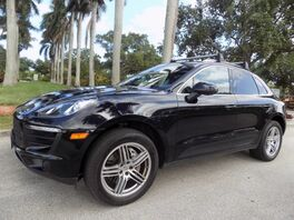 2015_Porsche_Macan_S_ Hollywood FL