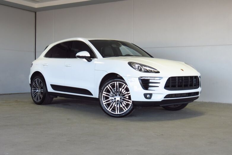 2015 Porsche Macan S Merriam KS