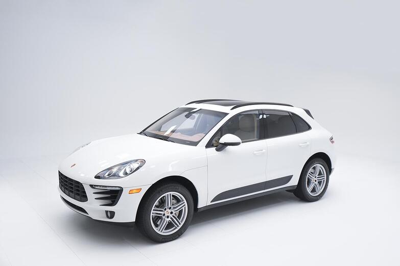 2015 Porsche Macan S Pompano Beach FL