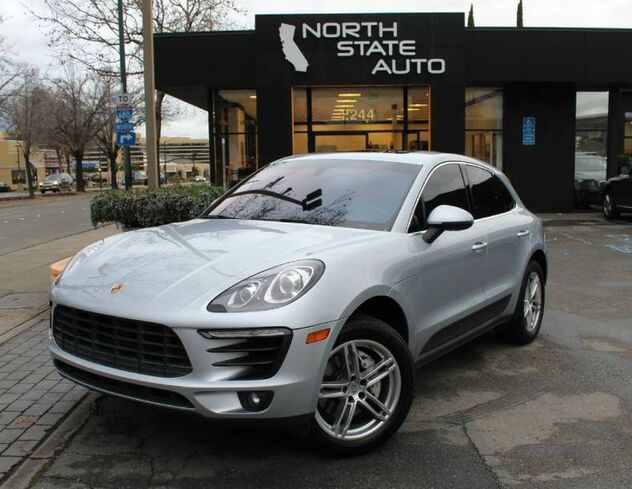 2015_Porsche_Macan_S_ Walnut Creek CA