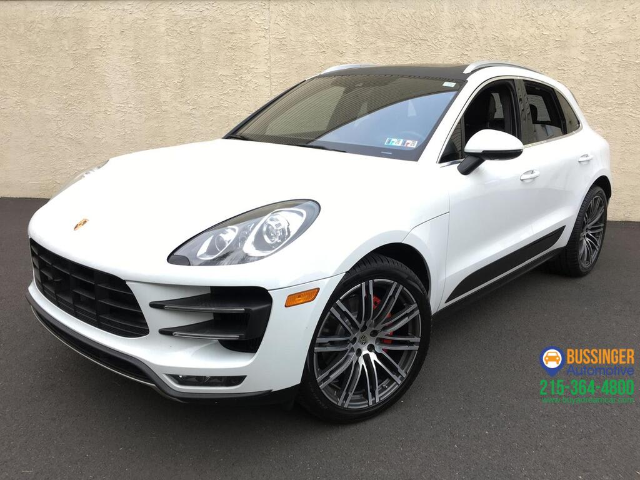 2015 Porsche Macan Turbo - All Wheel Drive Feasterville PA