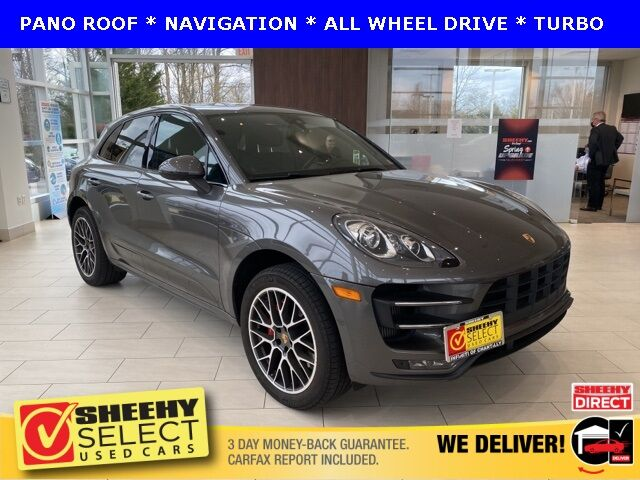 2015 Porsche Macan Turbo Chantilly VA