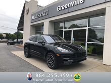 2015_Porsche_Macan_Turbo_ Greenville SC