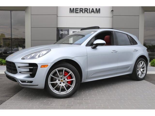 2015 Porsche Macan Turbo Merriam KS