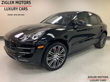 2015_Porsche_Macan_Turbo Sport Chrono Prem Plus 21 Inch wheels One Owner Clean carfax_ Addison TX