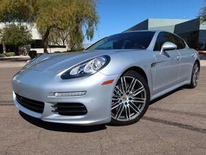 2015_Porsche_Panamera__ Scottsdale AZ