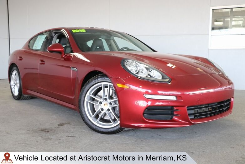 2015 Porsche Panamera 2 Merriam KS