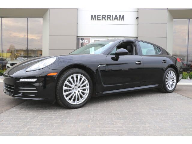 2015 Porsche Panamera 4 Merriam KS