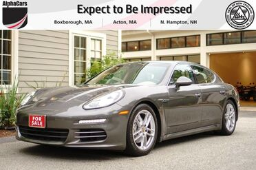 2015_Porsche_Panamera_4S_ Boxborough MA