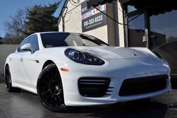 Porsche Panamera GTS/440HP/Premium Package Plus/Burmester High-End Surround System/Thermally & Noise Insulated Glass/20'' Panamera Sport Wheels/Seat Belts In Guards Red/Porsche Crest On Headrests/Over $129k MSRP 2015
